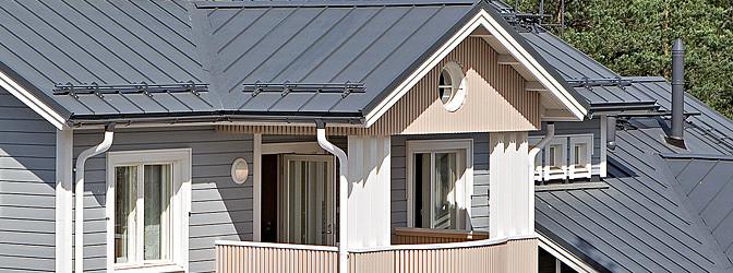 Traditsioone ja nägus katus. Garantii 50 aastat. Tasub panna